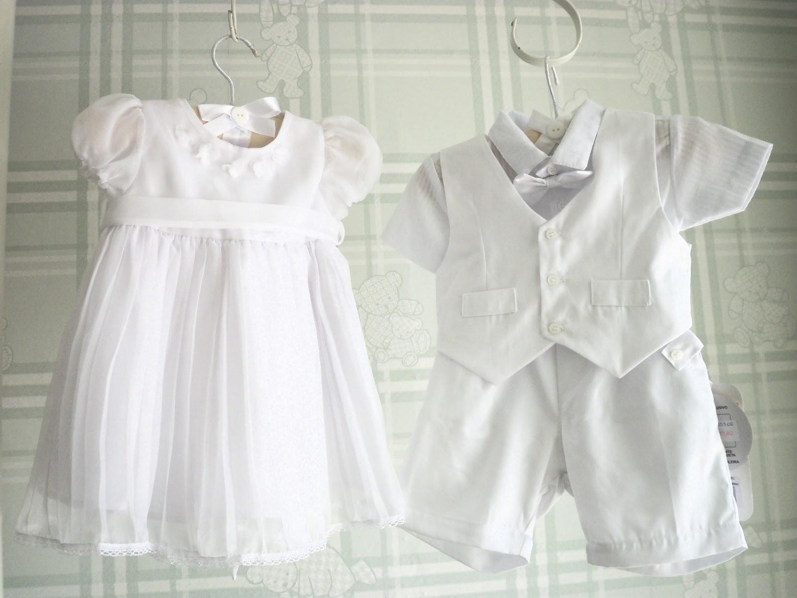 roupas para batizado 2018