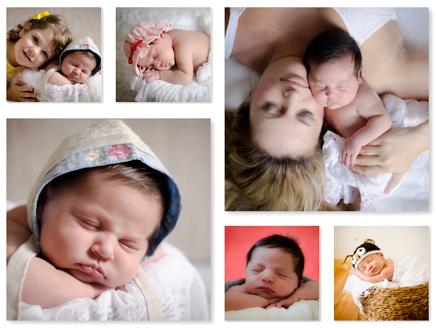 Ensaio Newborn - Corujando